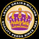 Leach Grain & MIlling Logo